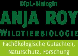 Wildtierbiologie Anja Roy